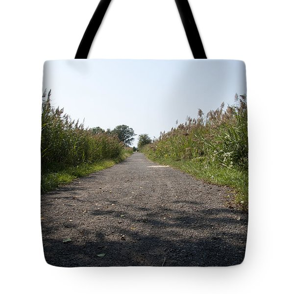 Path To The Bay Tote Bag