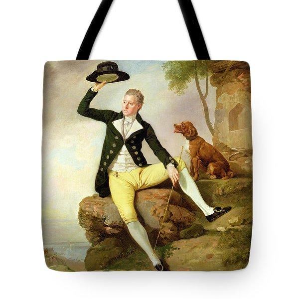 Patrick Heatly Tote Bag by Johann Zoffany