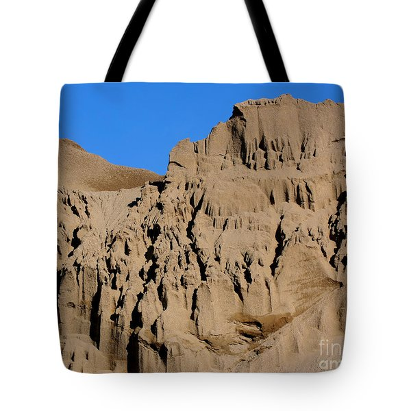 Patterns In The Sand No. 1 Tote Bag