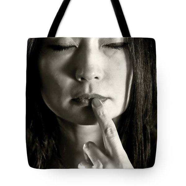 Peace Tote Bag by Joana Kruse