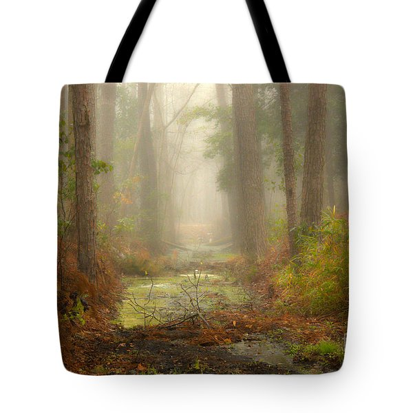 Peaceful Pathway Tote Bag