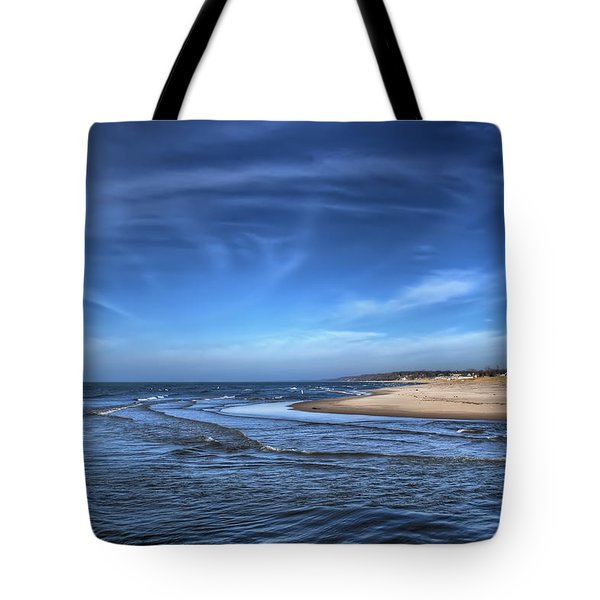 Peaceful Times Tote Bag