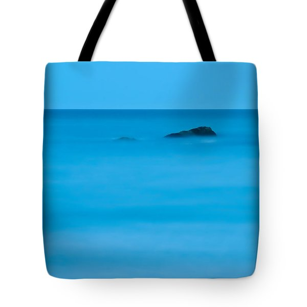 Tote Bag featuring the photograph Peaceful Waters by Nancy De Flon