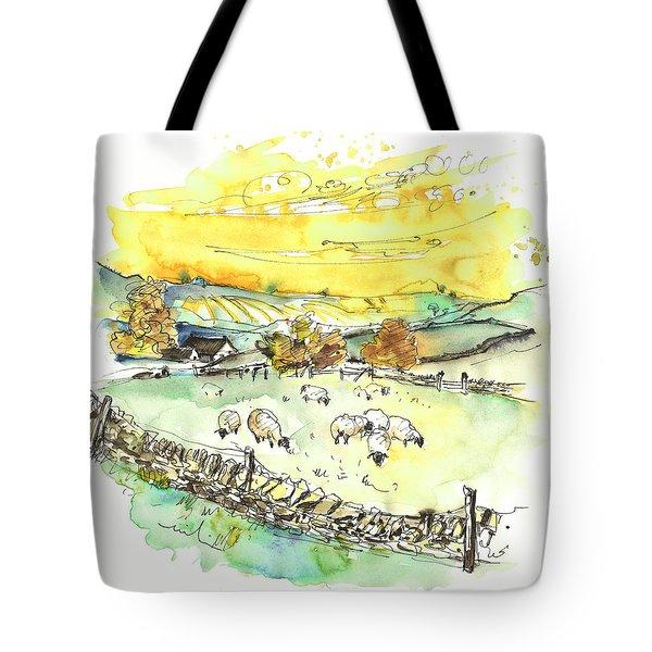 Peak District 06 Tote Bag by Miki De Goodaboom