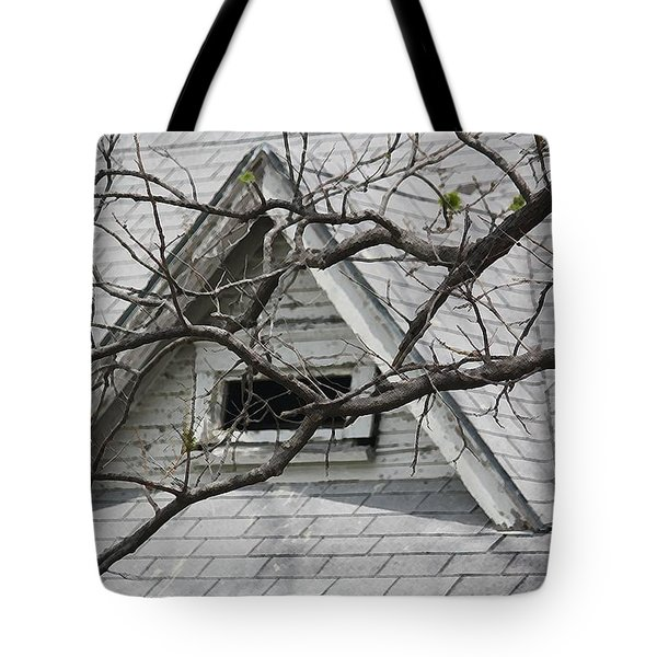 Peak Tote Bag by Donna G Smith
