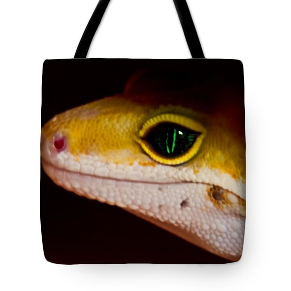 Peeping Mike Tote Bag