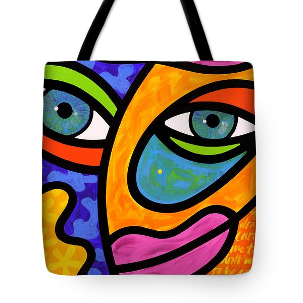 Penelope Peeples Tote Bag