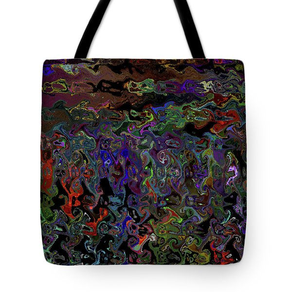 People And Faces In Different Lovely Color Places  Tote Bag