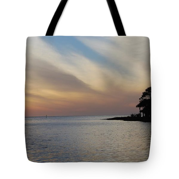Perfect Florida Finish Tote Bag