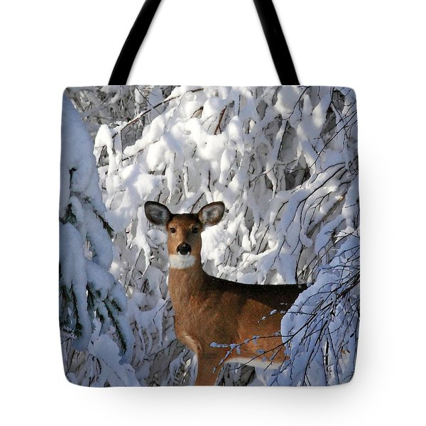 Perfect Pose Tote Bag