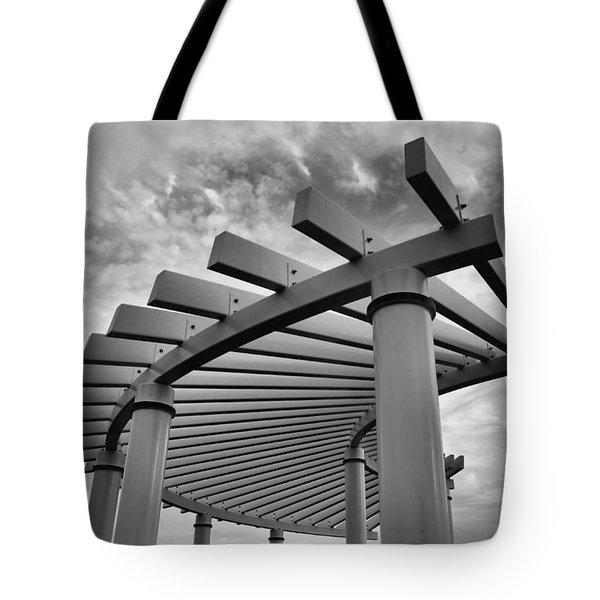 Pergola Tote Bag