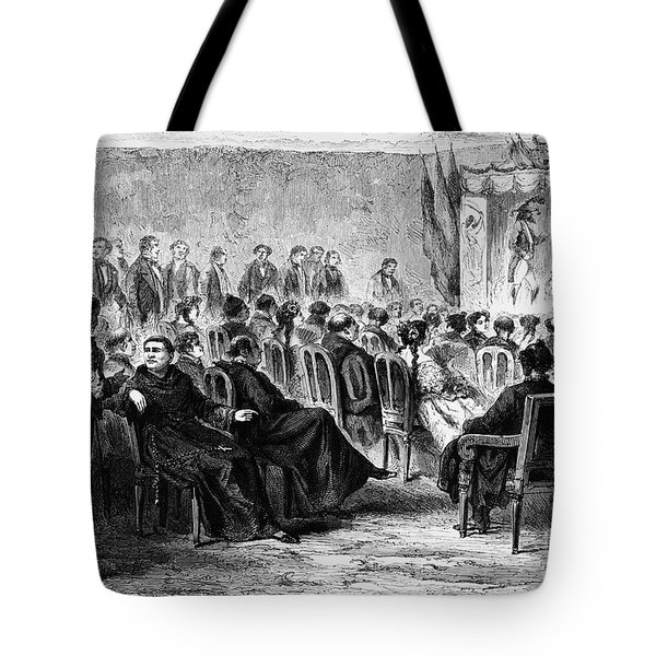 Peru: Theater, 1869 Tote Bag by Granger
