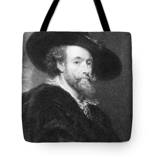 Peter Paul Rubens Tote Bag by Granger