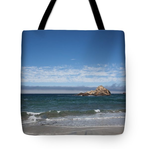 Pfeiffer Beach Tote Bag by Ralf Kaiser