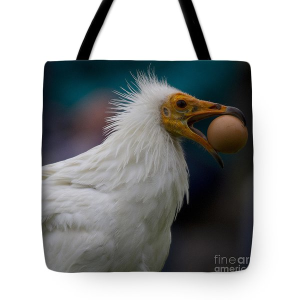 Pharaos Chicken  Tote Bag by Heiko Koehrer-Wagner
