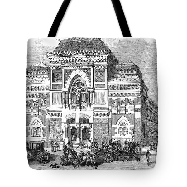 Philadelphia: Museum, 1876 Tote Bag by Granger