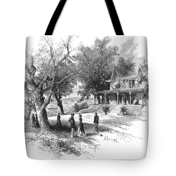 Philadelphia: Norwood Tote Bag by Granger