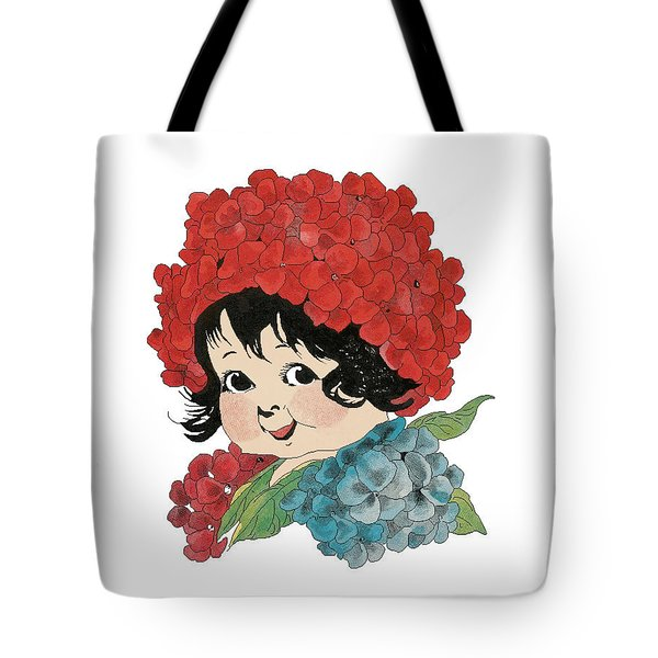 Phlox Tote Bag by Roger Mullenhour