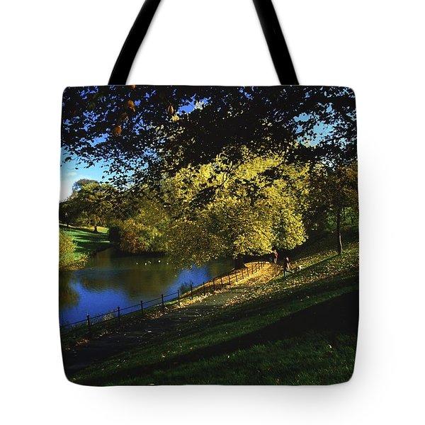 Phoenix Park, Dublin, Co Dublin, Ireland Tote Bag by The Irish Image Collection