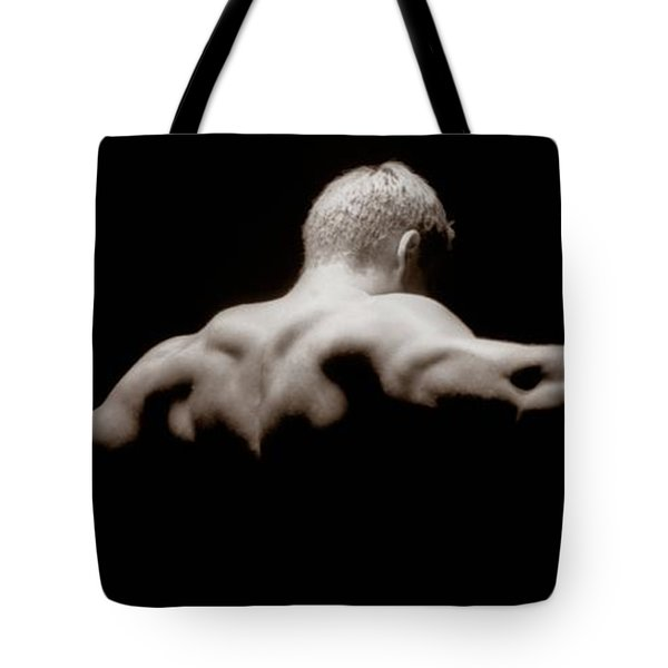 Photo 18 Wide Tote Bag by Marcin and Dawid Witukiewicz