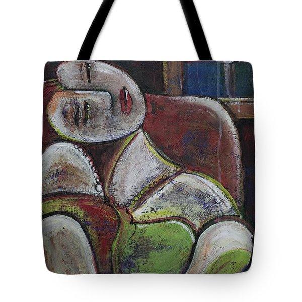 Picasso Dream For Luna Tote Bag