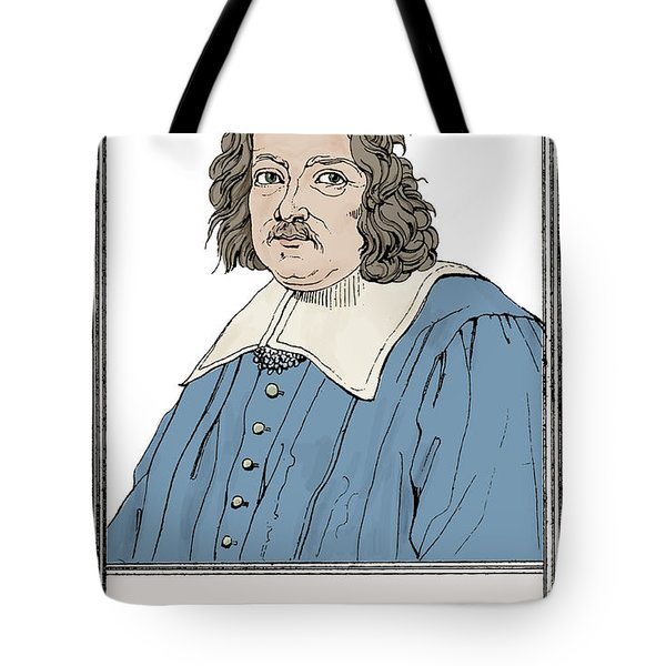 Pierre De Fermat, French Mathematician Tote Bag by Science Source