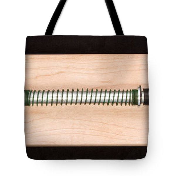 Pinball Spring Released Tote Bag by Ted Kinsman