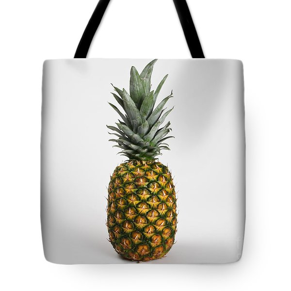 Pineapple Tote Bag by Photo Researchers, Inc.