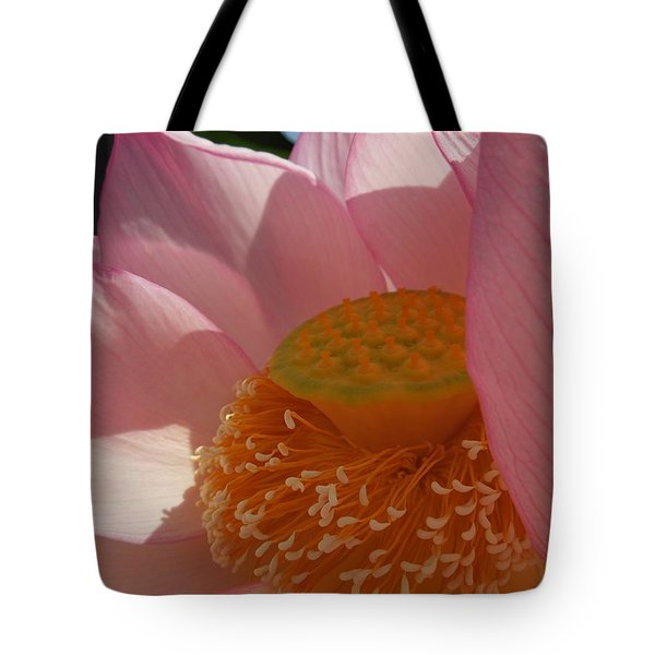 Pink All Around Tote Bag