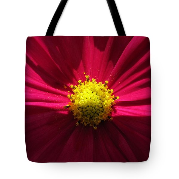 Tote Bag featuring the photograph Pink Beauty by Tina M Wenger