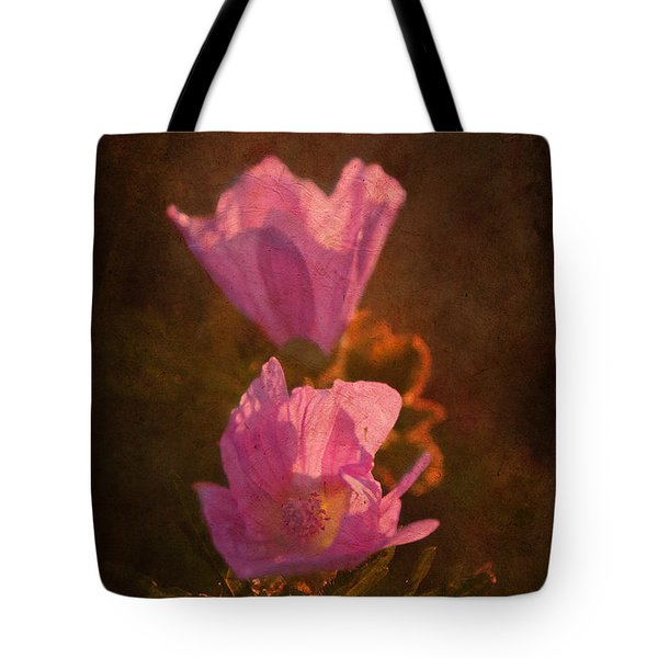 Pink Delight Tote Bag by Aimelle