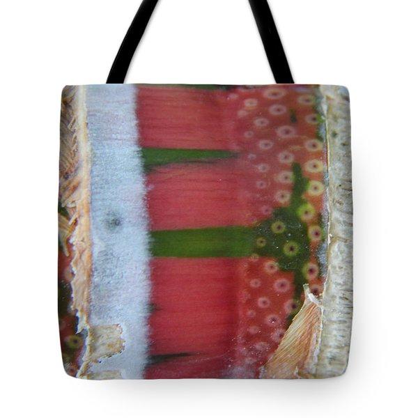 Pink Sugarcane 3 Tote Bag