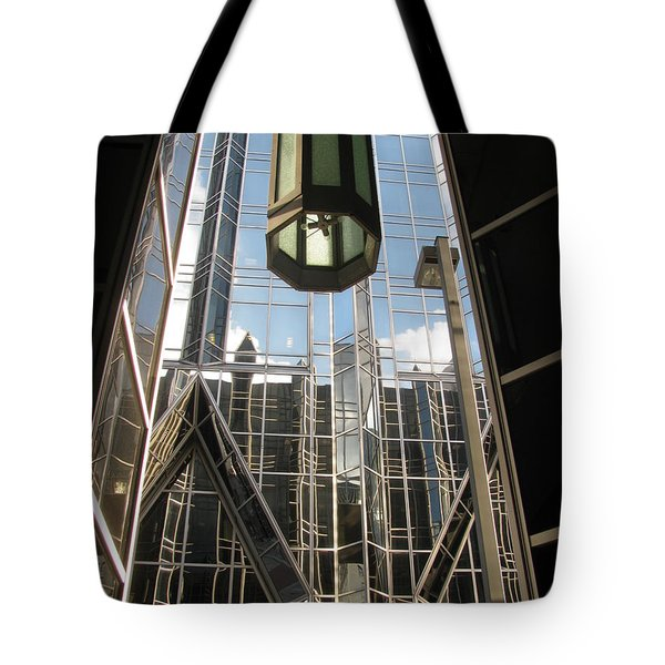 Tote Bag featuring the photograph Pittsburgh Architecture by Alfred Ng