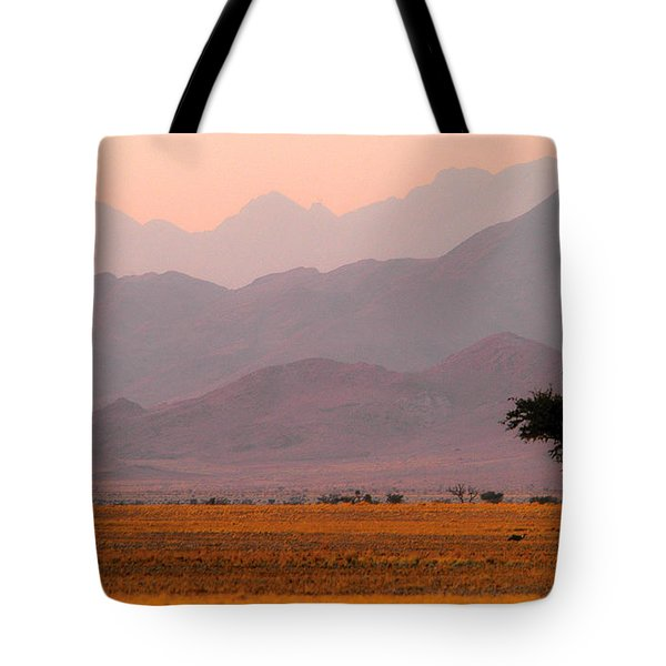 Plain Tree Tote Bag