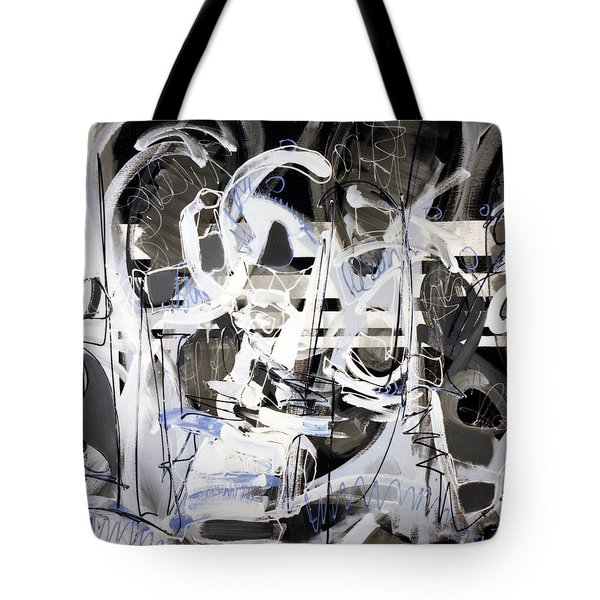 Planetary Forest Tote Bag