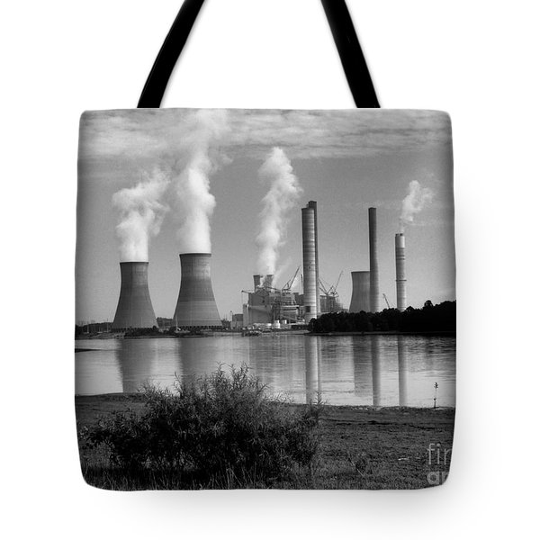 Plant Shear Tote Bag