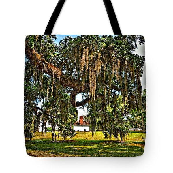 Plantation Tote Bag by Steve Harrington