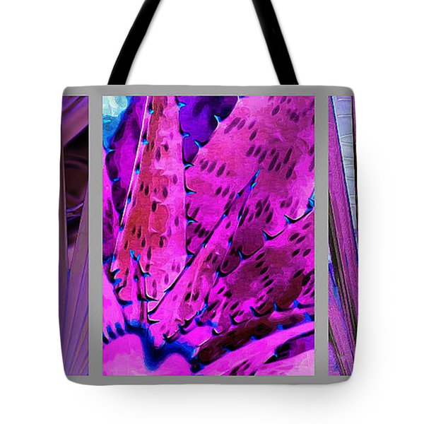 Tote Bag featuring the photograph Plants 2 by Donna Bentley