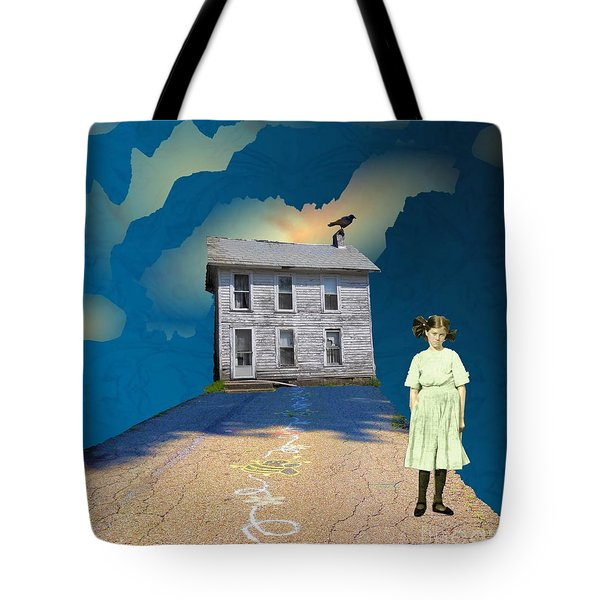 Playful Possession Tote Bag by Desiree Paquette