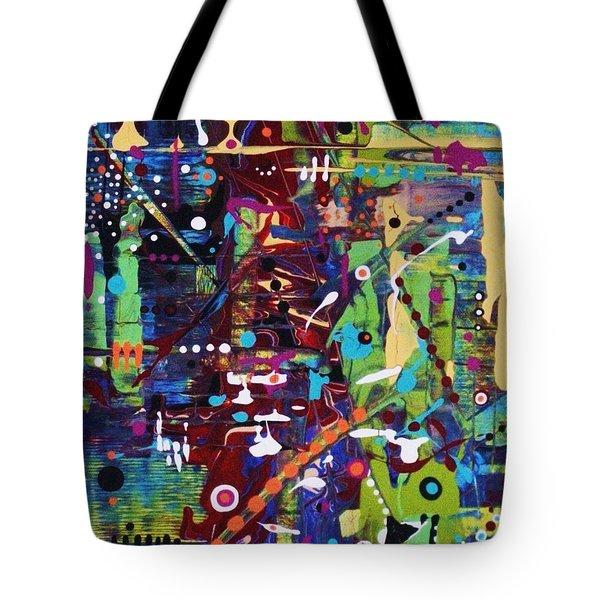 Plot For A Novel Tote Bag