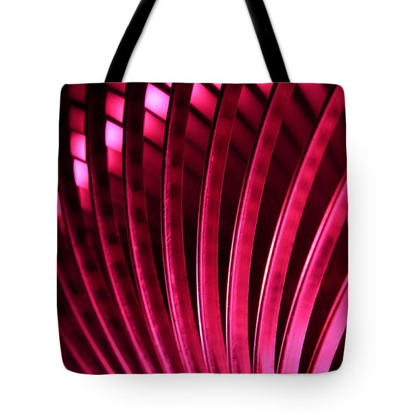 Tote Bag featuring the photograph Poetry Of Light by Lauren Radke
