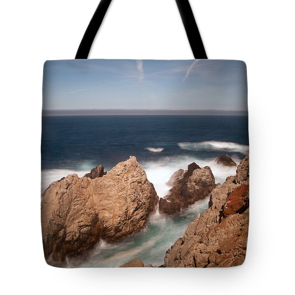 Point Lobos Number One Tote Bag by Catherine Lau