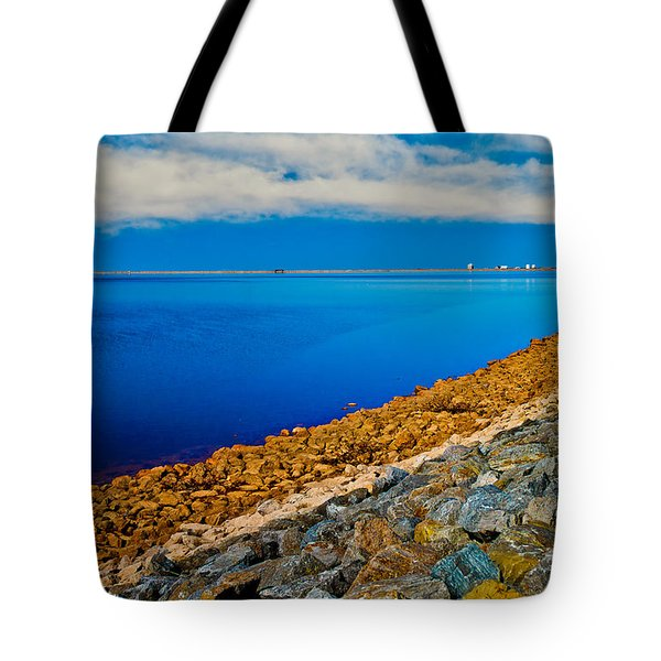 Point Of View Tote Bag by Doug Long