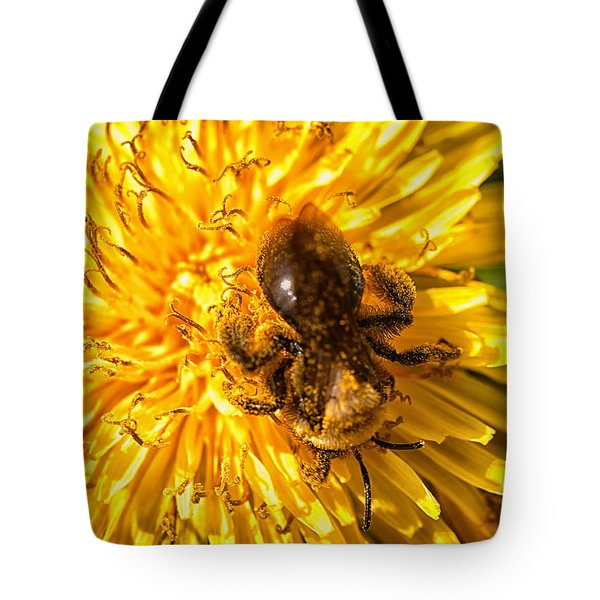 Pollinating Tote Bag