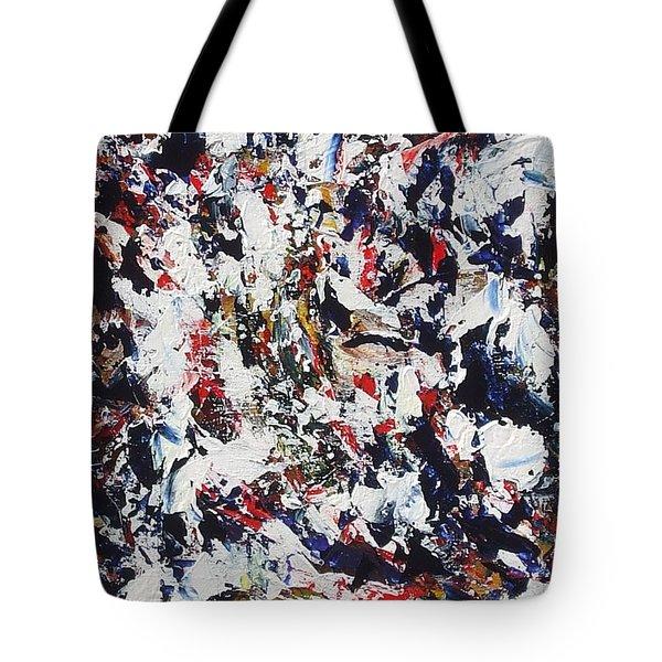 Pollock Tote Bag