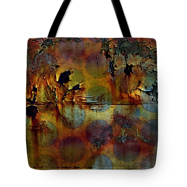 Polluted Circus Tote Bag by Empty Wall
