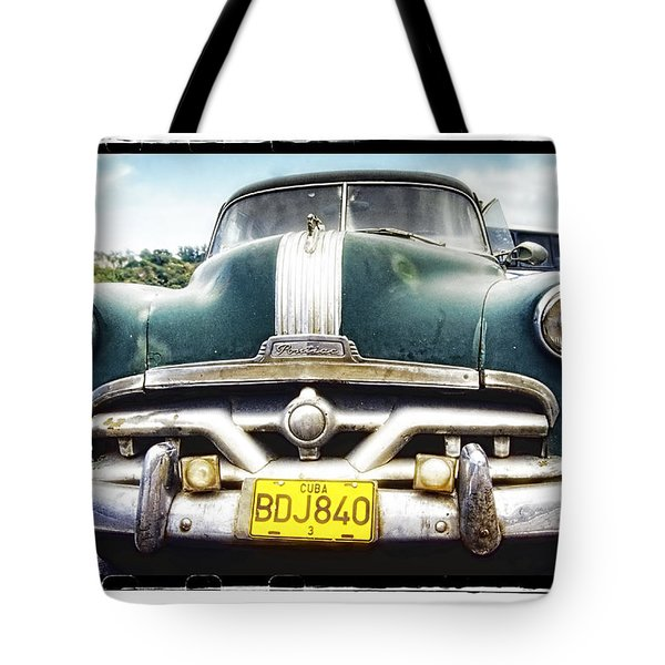 Pontiac  Tote Bag by Mauro Celotti