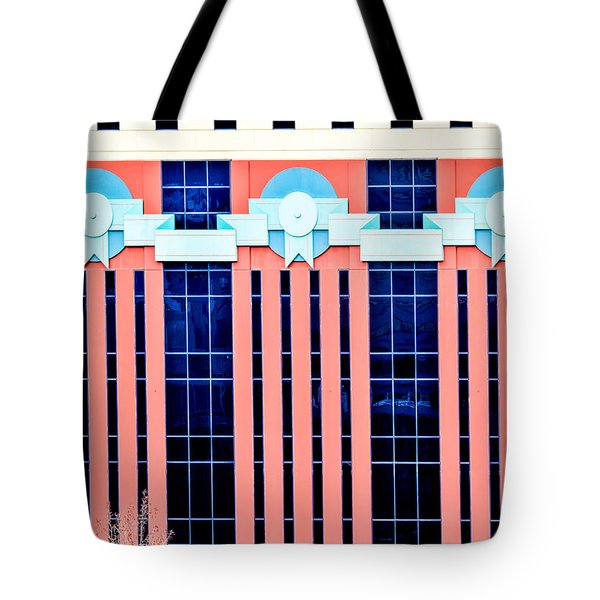 The Portland Building Tote Bag
