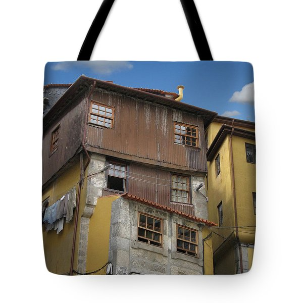 Porto By Day Tote Bag