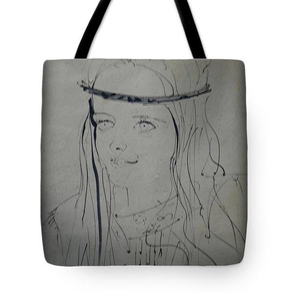 Portrait 1971 Colette Tote Bag by Colette V Hera  Guggenheim